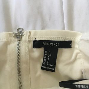 Forever 21 Tops - Forever 21 Cropped Fur Top